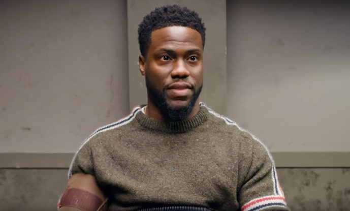 Kevin Hart hospitalized after getting injured from a car crash