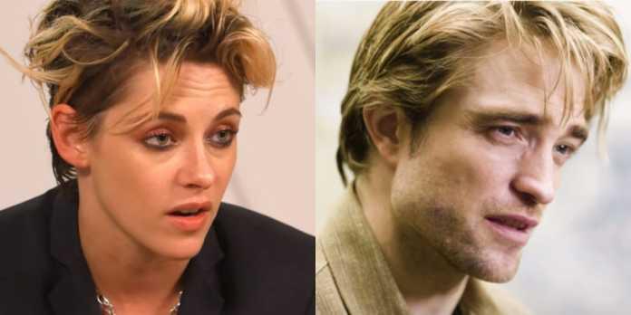 Kristen Stewart reacts to ex Robert Pattinson's casting as Batman