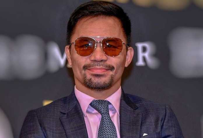 Manny Pacquiao launches his own cryptocurrency exclusively for merch