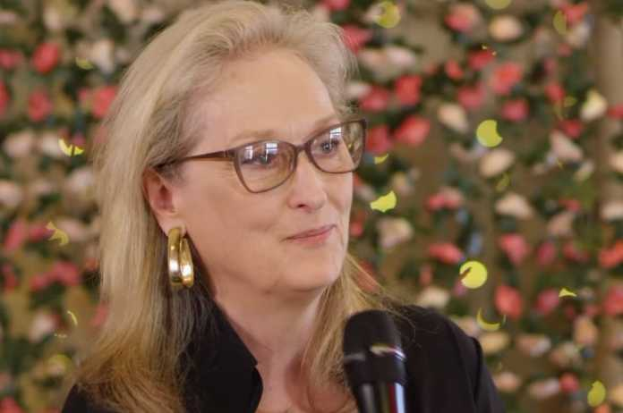 Meryl Streep talks the impact of Netflix on movies