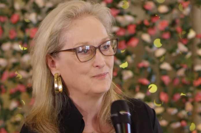 Meryl Streep talks the impact of Netflix on movies