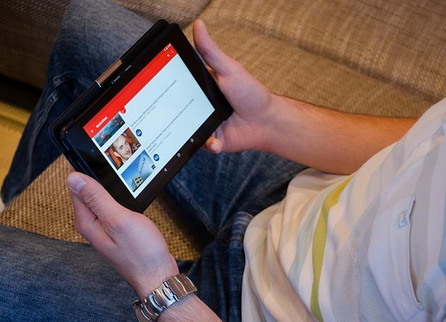 mobile app - watching