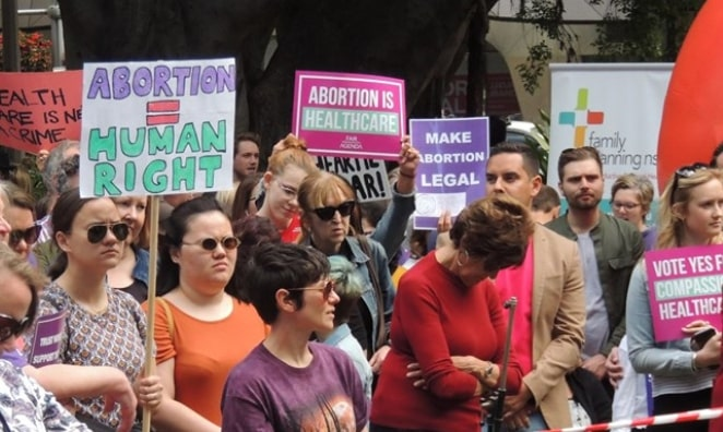 Abortion decriminalized in Australia's largest state