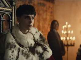 Timothée Chalamet talks 'The King' at the Venice Film Festival