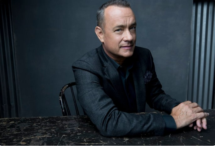 Golden Globes will honor Tom Hanks with Cecil B. DeMille award