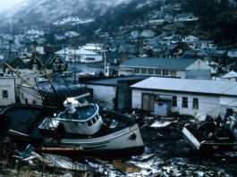 1964 Alaska earthquake linked to spread of lethal fungal disease