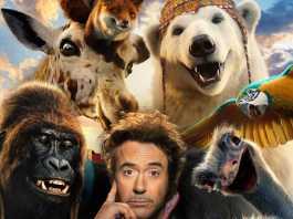 First Look: Robert Downey Jr's Dolittle