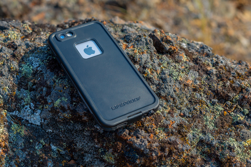 LifeProof iphone case protection