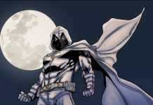 Marvel's Moon Knight rumored to be Stained Glass Scarlet