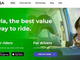 Ola Cabs Reviews - ridesharing company in Australia