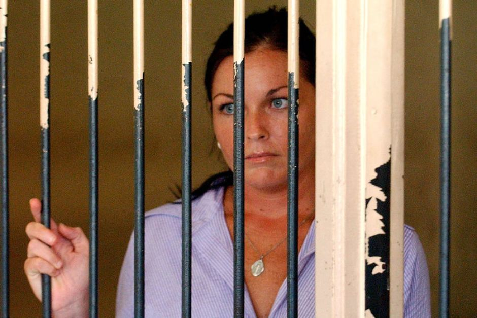 Schapelle Corby arrest in Indonesia