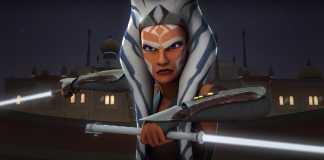 Brie Larson Ahsoka Tano Star Wars