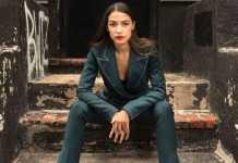 Alexandria Ocasio-Cortez defends Meghan Markle