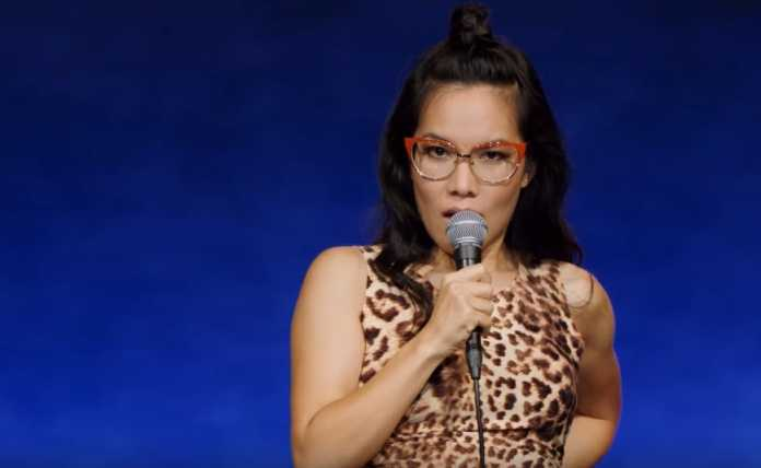 Ali Wong on why miscarriage is discussed in her stand-up comedy
