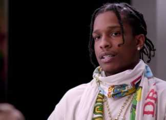 """A$AP Rocky isn't """"embarrassed"""" about being a sex addict"""