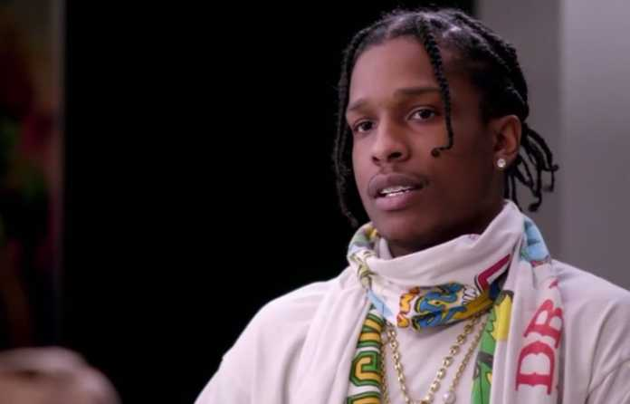 "A$AP Rocky isn't ""embarrassed"" about being a sex addict"