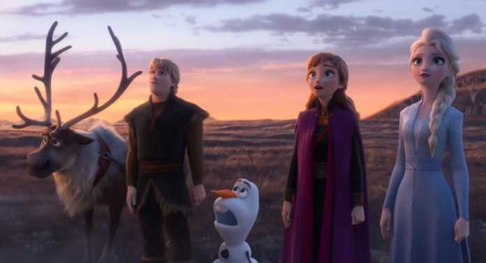 Why Frozen II took a while according to director Jennifer Lee
