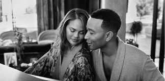 "Chrissy Teigen on John Legend's reputation as a ""modelizer"""