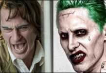 Jared Leto Joaquin Phoenix Joker Movie