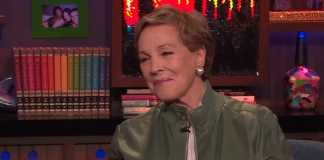 Julie Andrews says she didn't know about Princess Diaries 3
