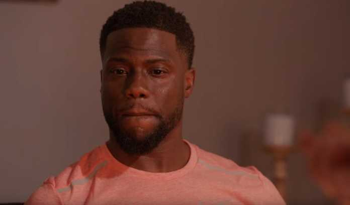 Why we won't be seeing anything from Kevin Hart until 2020
