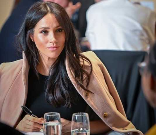 """Meghan Markle says her royal journey has been """"a struggle"""""""