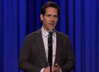 "Why Paul Rudd thought he'd be fired from ""Friends"""