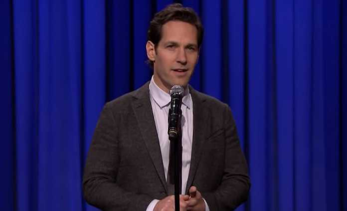 """Why Paul Rudd thought he'd be fired from """"Friends"""""""