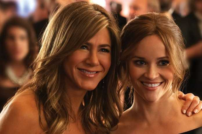 Reese Witherspoon on meeting Jennifer Aniston for the first time