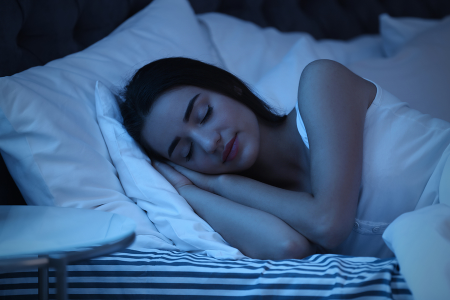 sleeping helps lose weight fast