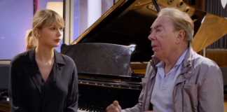"Taylor Swift, Andrew Lloyd Webber collaborate for ""Cats"""
