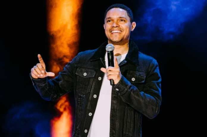 Trevor Noah has a new comedy series in the works for Quibi