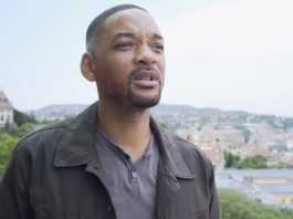 Will Smith to his younger self: don't pass on The Matrix