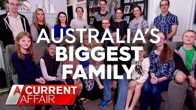 A Current Affair family
