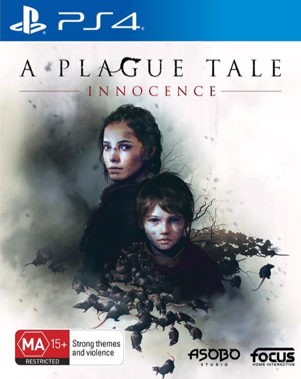 A Plague Tale Innocence - EB Games