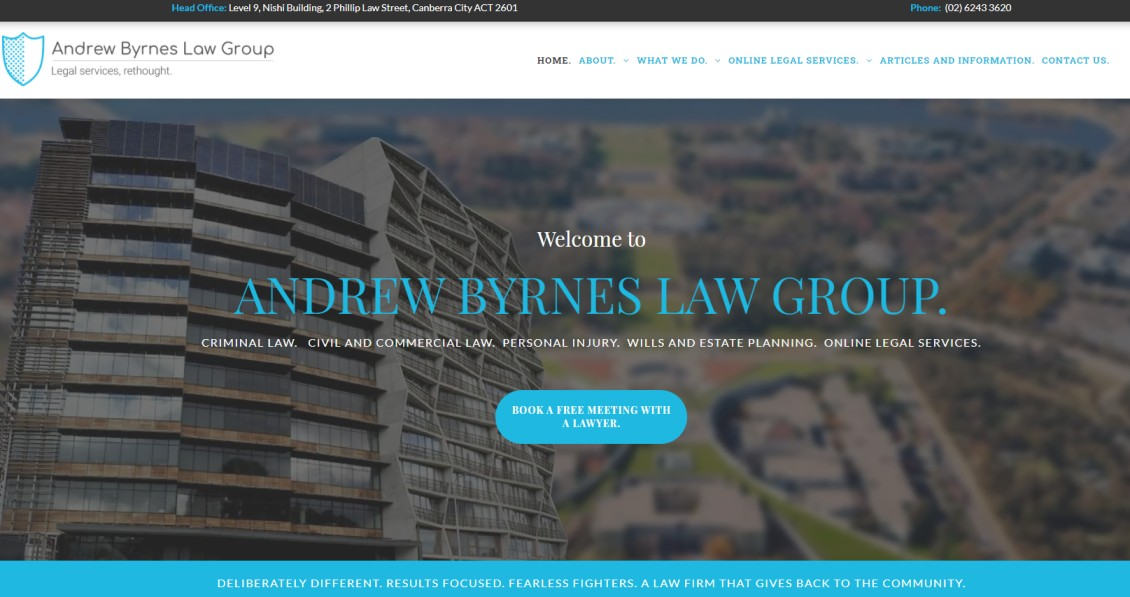 Andrew Byrnes Law Group