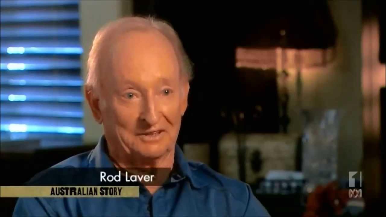 Australian Story Rod Laver