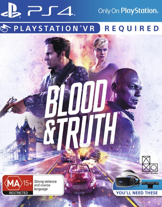 Blood & Truth - EB Games Australia
