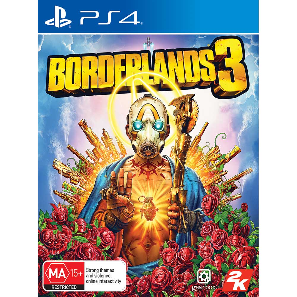 Borderlands 3 - EB Games
