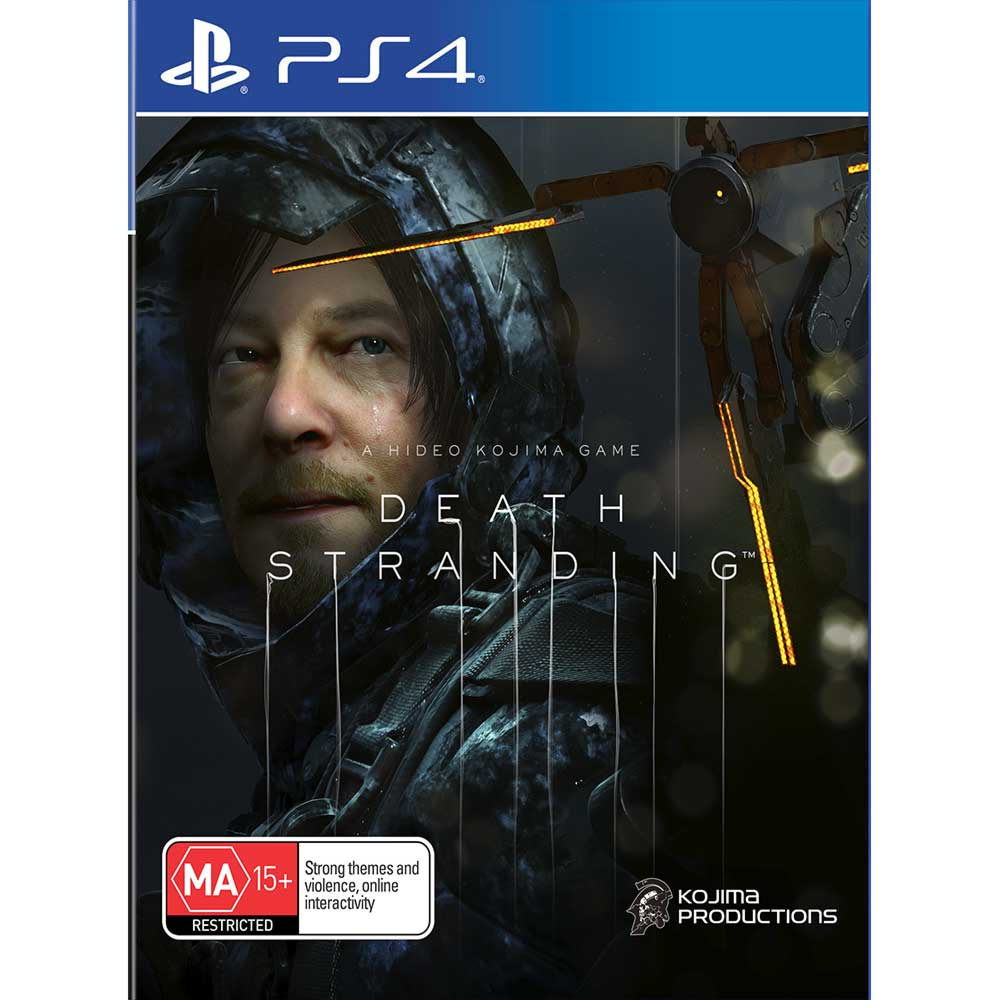 Death Stranding - EB Games