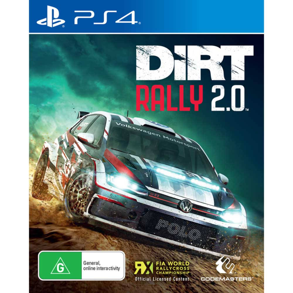 Dirt Rally 2.0 - EB Games Australia