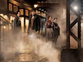 Fantastic Beast 3 set to hit theaters on November 2021