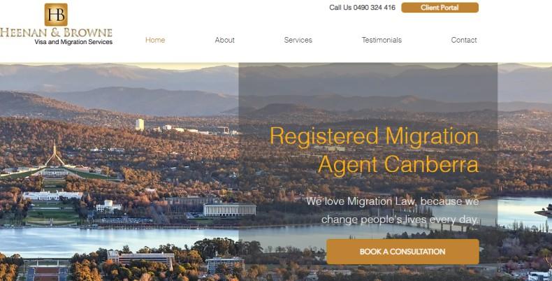 Heenan & Browne Visa and Migration Services