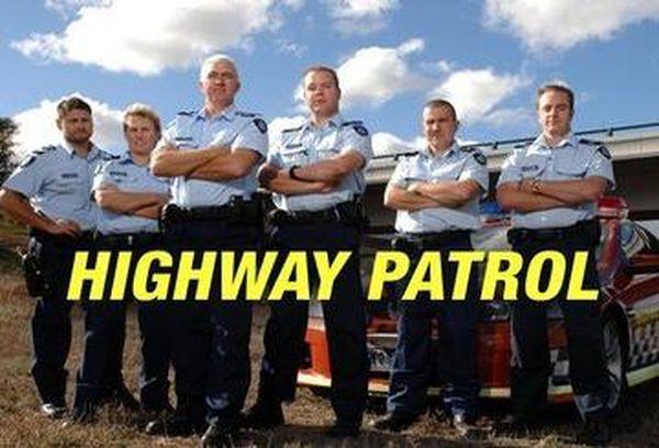 Highway Patrol police