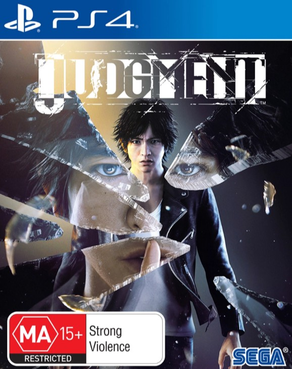 Judgment - EB Games