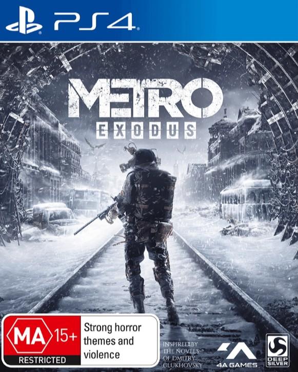 Metro Exodus - EB Game