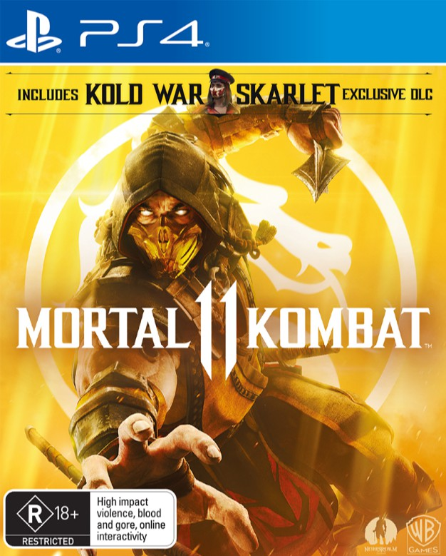 Mortal Kombat 11 - EB Games