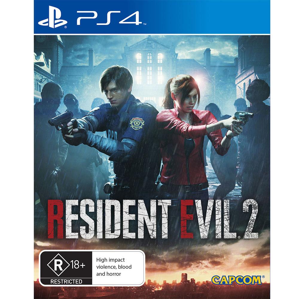 Resident Evil 2 - EB Games