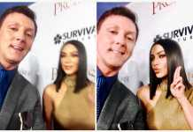 Kim Kardashian taught Sean Borg how to take perfect selfies