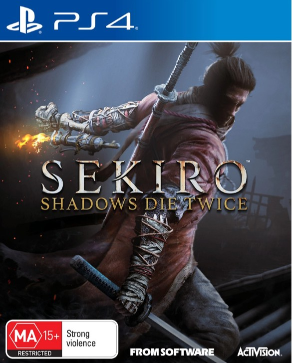 Sekiro Shadows Die Twice - EB Games